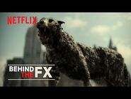 Behind the FX of Army of the Dead's Zombie Tiger - Netflix