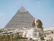 Egypt Giza Sphinx 01