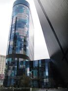 450px-The Harmon Hotel - West Entry - 2010-03-07