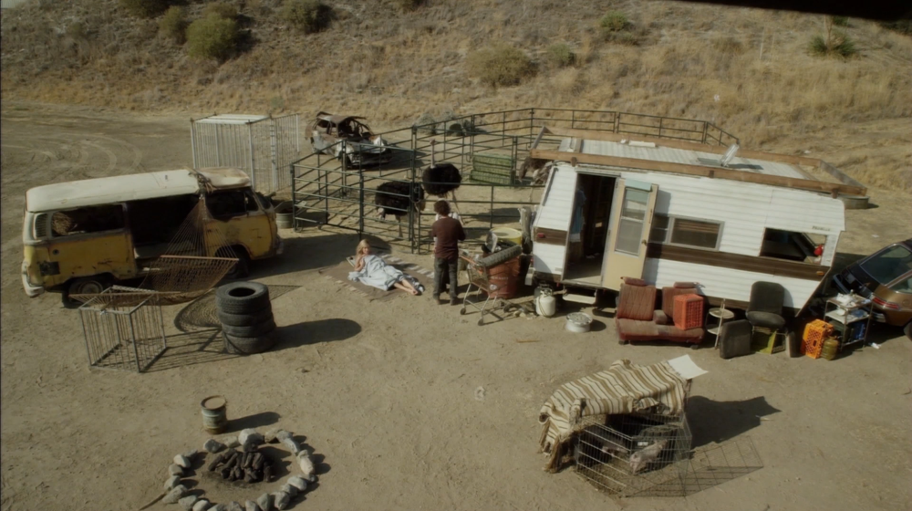 Marky's trailer