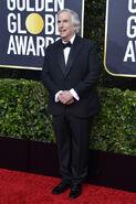 2020 Golden Globe Awards - Henry Winkler 03