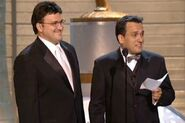 2004 Primetime Emmy Awards - Anthony and Joe Russo 01