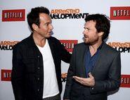 2013 Netflix S4 Premiere - Will and Jason 01
