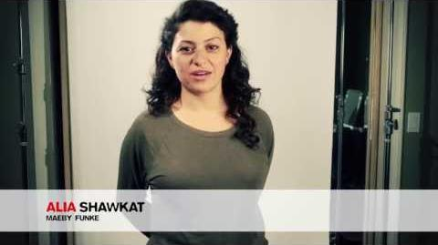 Season 4 - On the set with Alia Shawkat HD