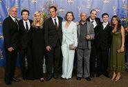 2004 Primetime Emmy Awards - Arrested Development Group 05