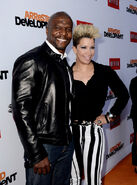 2013 Netflix S4 Premiere - Terry and Rebecca 02