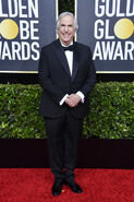 2020 Golden Globe Awards - Henry Winkler 02