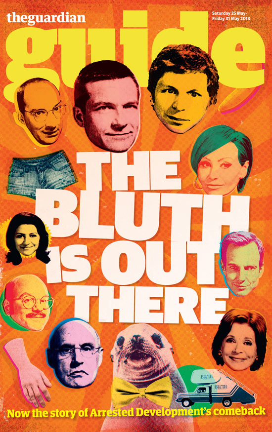2013 Guardian The Bluth is Out Cover