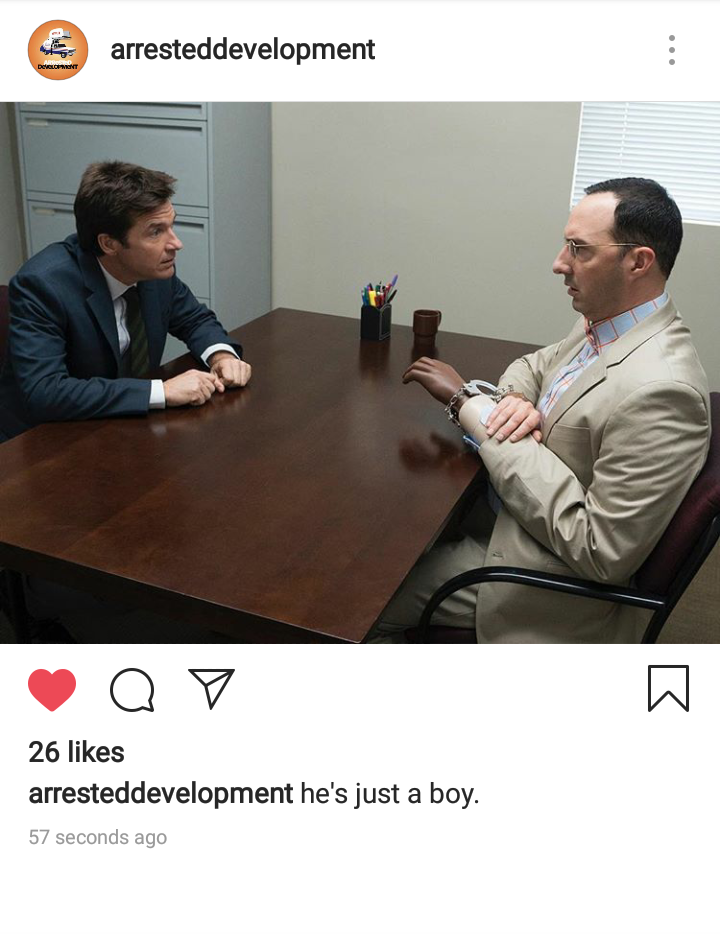 2019 Season 5 (Arrested Development) - Michael and Buster Bluth 01.png