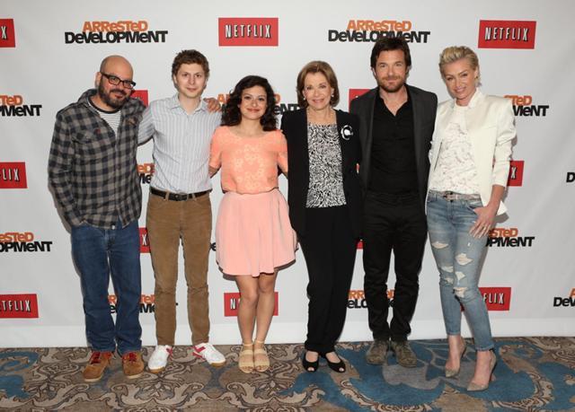 2013 Netflix Press Conference