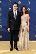 2018 Emmys - Jason and Amanda 01
