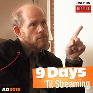9 Days Ron Howard