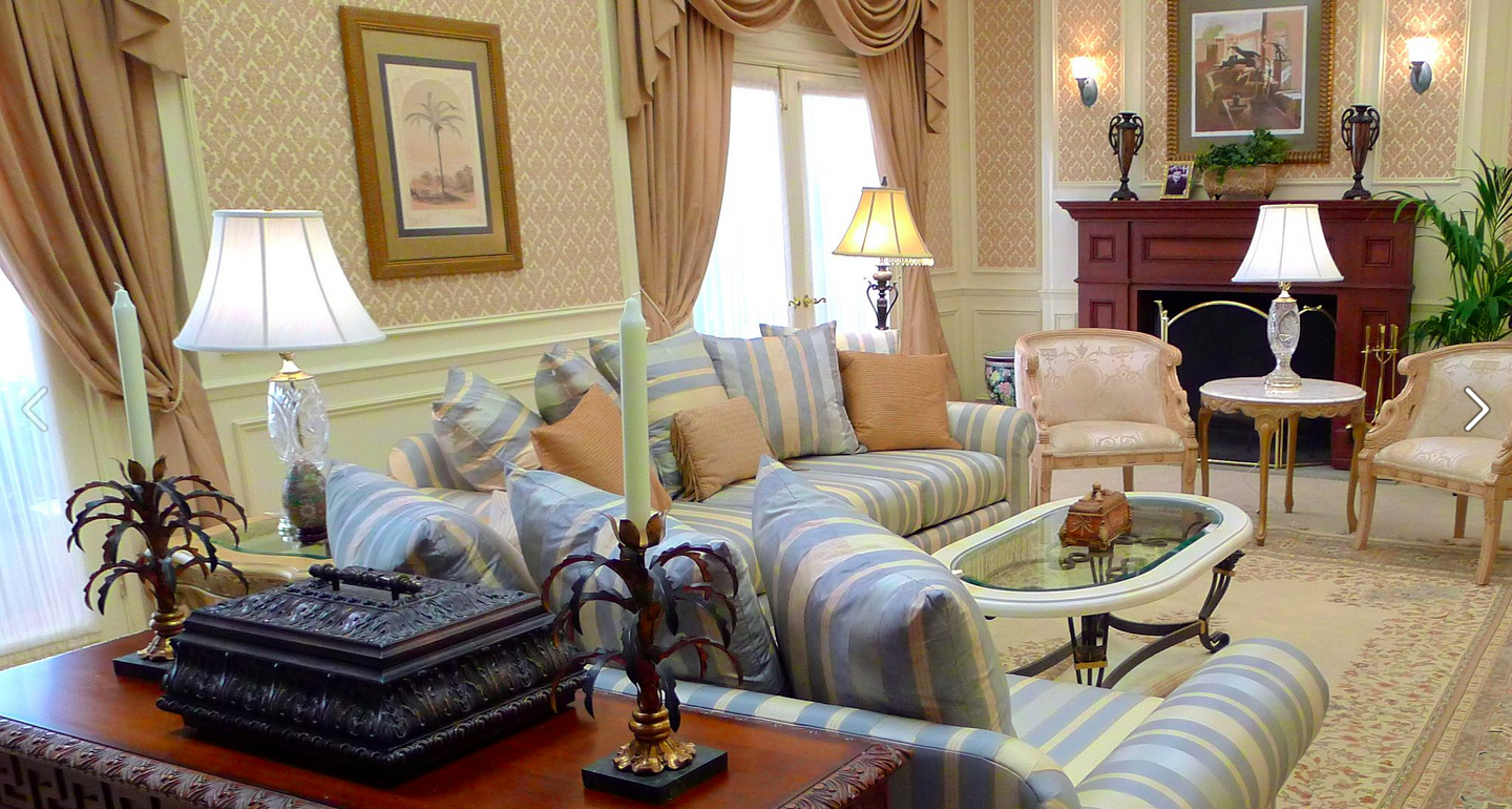 Lucille Bluth's penthouse