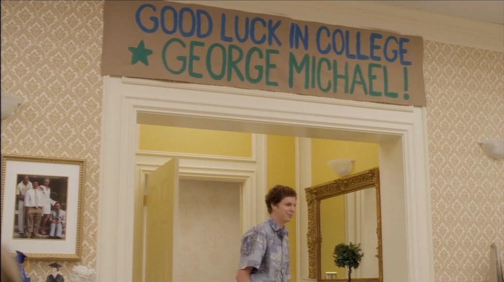 George Michael's Graduation Party