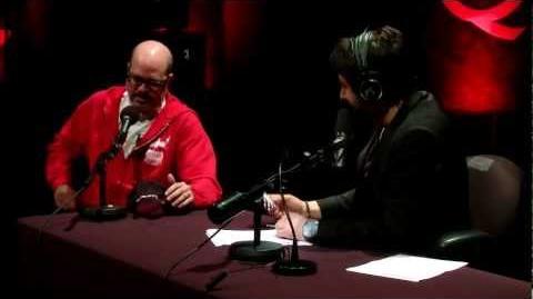 """Arrested Development"" star David Cross on Q"