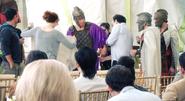 2013 Season Four BTS - Costume Department 013