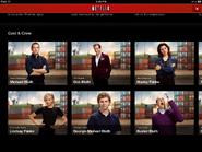 Netflix iPad cast