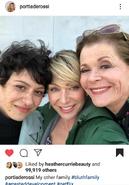 2018 Season 5 BTS (Portia de Rossi) - Alia, Portia and Jessica 01
