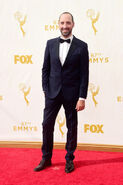 2015 Primetime Emmy Awards - Tony Hale 4