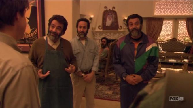Saddam Hussein look-alikes