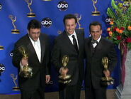 2004 Primetime Emmy Awards - Anthony and Joe Russo 02