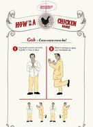 Chicken dance Gob-LG