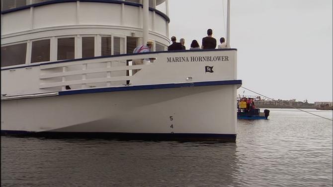 Marina Hornblower