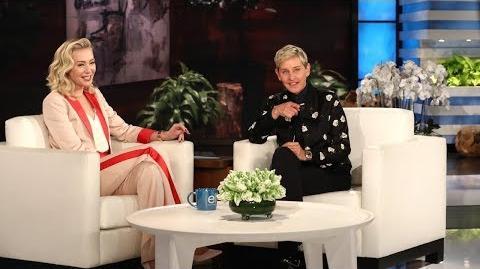 Portia de Rossi Talks Her New Art Venture