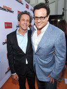 2013 Netflix S4 Premiere - Brian and Mitch 01