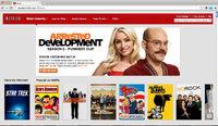 Netflix house ad