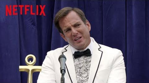 Arrested Development Season 5 Family of the Year Acceptance Speech HD Netflix