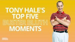 Top 5 Buster Bluth Moments According to Arrested Development's Tony Hale IMDb Show