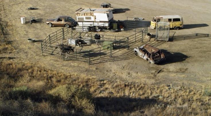 Marky Bark's Ostrich Farm