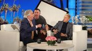 Henry Winkler Is Finally Part of the 'Ellen' Family with a Scare