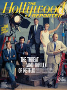 2013 THR Netflix Cover - Netflix Cast and Crew 01
