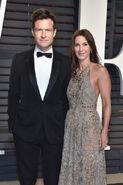 2017 Academy Awards Vanity Fair - Jason and Amanda 01