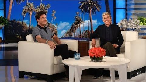 Jason Bateman Is Ready to Move in with Ellen