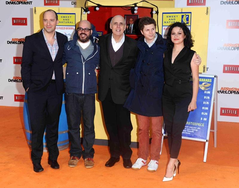 2013 Season Four Netflix Premiere in London