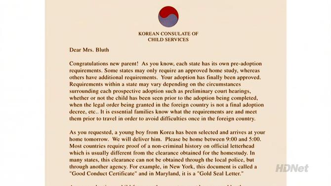 Korean Consulate of Child Services