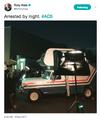 2017 Season 5 BTS (Tony Hale) - Bluth Stair Car 01