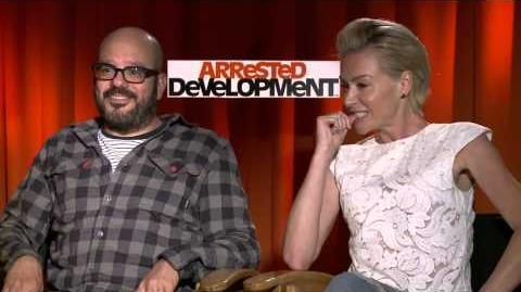 Arrested Development - Q&A with Jessica Walter, David Cross & Portia De Rossi