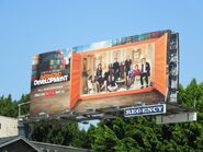 Arrested development season4 billboard
