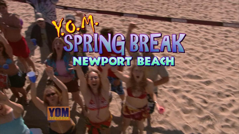 Y.O.M. Spring Break: Newport Beach