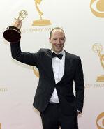 2013 Primetime Emmy Awards - Tony Hale 2