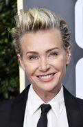 2020 Golden Globe Awards - Portia de Rossi 01