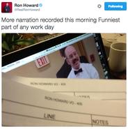 4x05 (03-13-13) Ron Howard - Narration