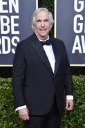 2020 Golden Globe Awards - Henry Winkler 01