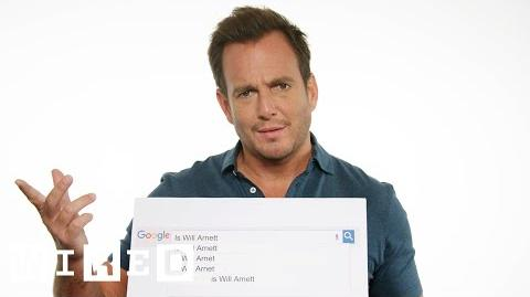 Will Arnett Answers the Web's Most Searched Questions WIRED