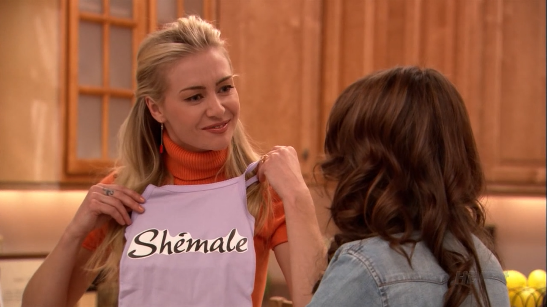 Shémale shirt