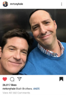 2018 Season 5 BTS (Tony Hale) - Jason and Tony 01